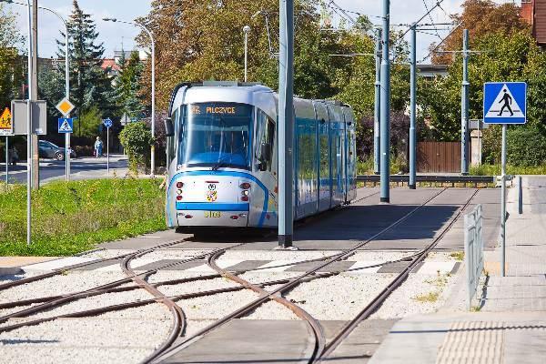 KZN Rail rozjazd kolejowy rozjazdy tramwajowe